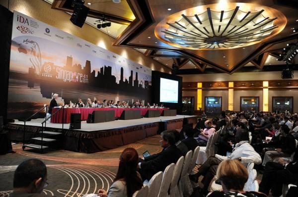 41-я конференция ICANN в Сингапуре - обсуждение