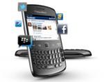 смартфон BlackBerry Curve