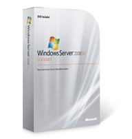 коробка с серверной осью MS Windows 2008 R2
