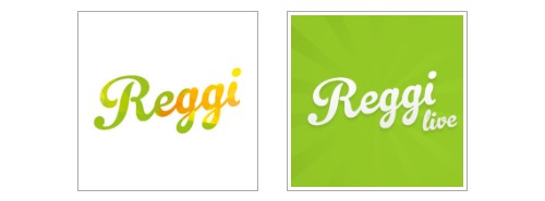 новый дизайн бренда Reggi